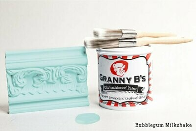 Old Fashioned Paint - Bubblegum Milkshake (Pale Blue)
