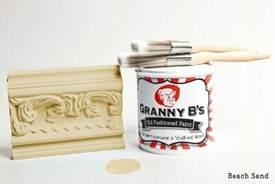 Old Fashioned Paint - Beach Sand (Light Beige)