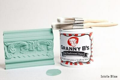 Old Fashioned Paint - Icicle Blue (Vintage Blue)