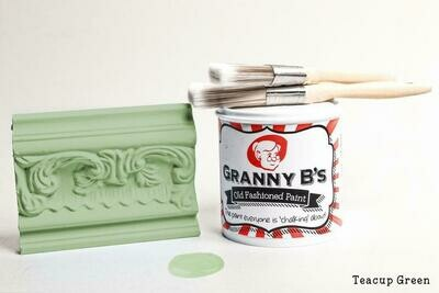 Old Fashioned Paint - Teacup Green (Duck Egg Blue)