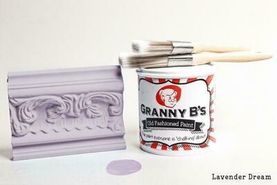 Old Fashioned Paint - Lavender Dream (Lavender)