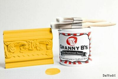 Old Fashioned Paint - Daffodil (Golden Yellow)