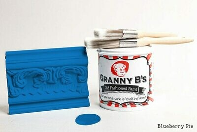 Old Fashioned Paint - Blueberry Pie (Bright Blue)