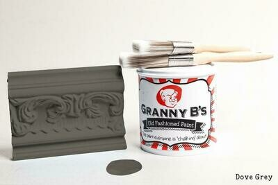 Old Fashioned Paint - Dove Grey (Charcoal)