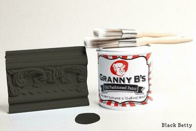 Old Fashioned Paint - Black Betty (Black)