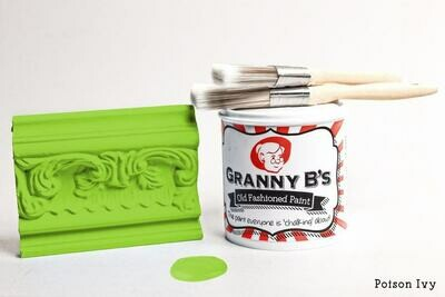 Old Fashioned Paint - Poison Ivy (Bright Green)