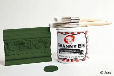 Old Fashioned Paint - GI Jane (Forrest Green)