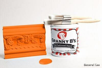 Old Fashioned Paint - General Lee (Orange)