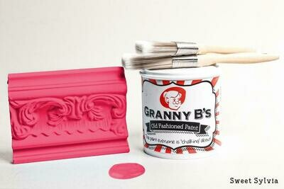 Old Fashioned Paint - Sweet Sylvia (Hot Pink)