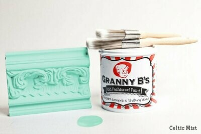 Old Fashioned Paint - Celtic Mist (Mint Green)