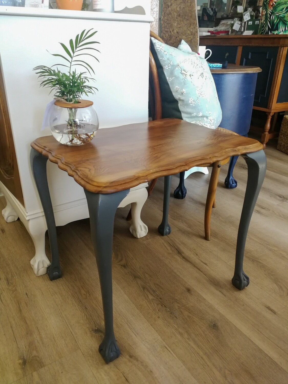 Side Table - Imbuia