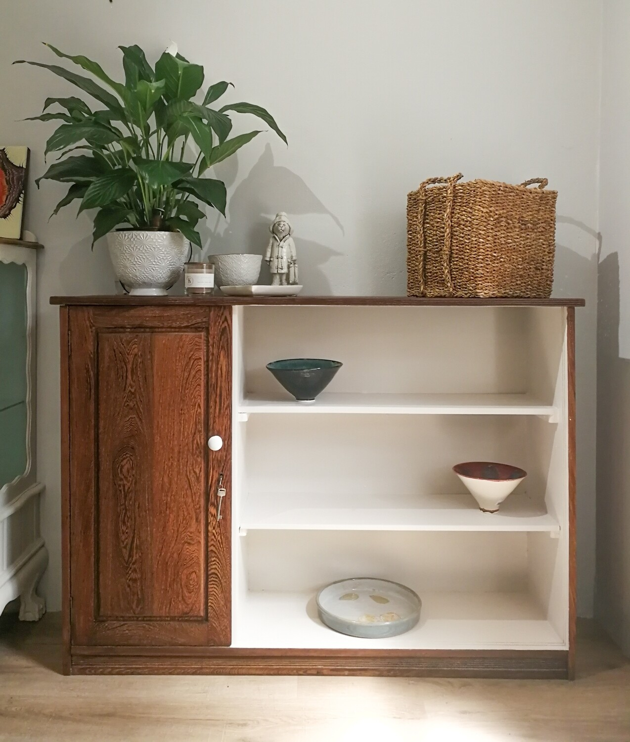 Bookcase - Partridge wood