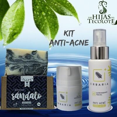 Kit Anti-acné