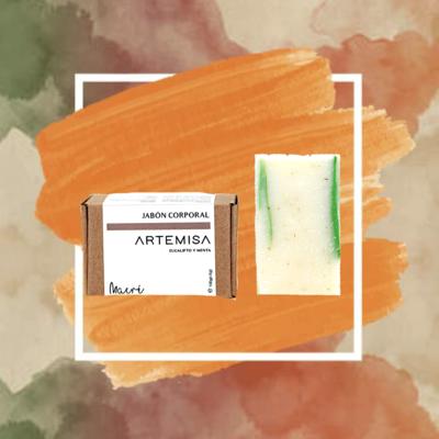 Jabón Artemisa - Eucalipto y Menta