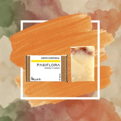 Jabón Pasiflora - Manzanilla y Caléndula