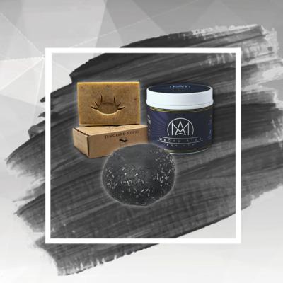 Kit Fijación de Cabello con Shampoo sólido
