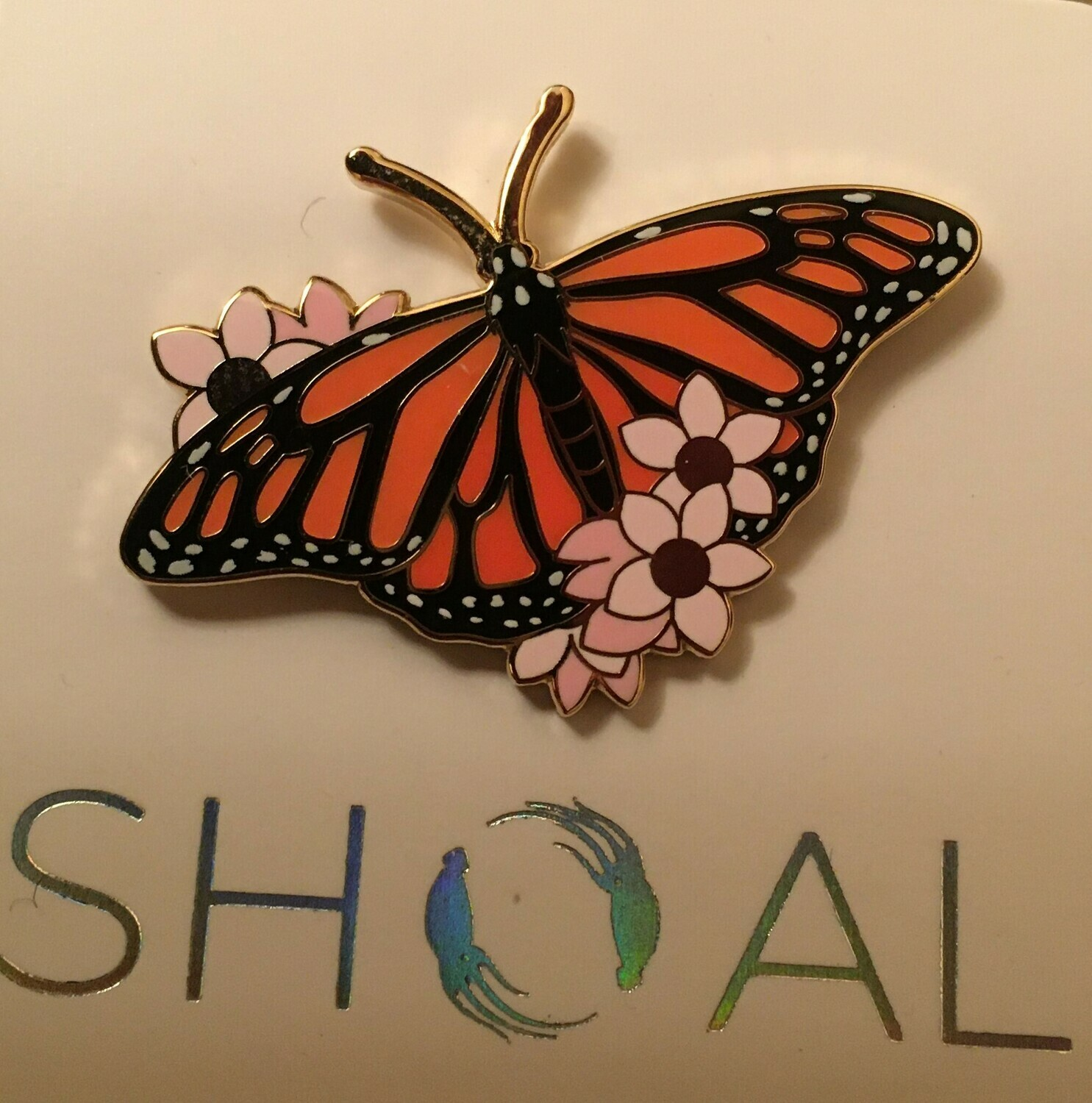 Monarch Pin