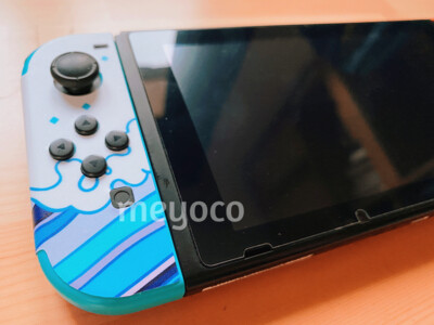 Ocean Switch Decal