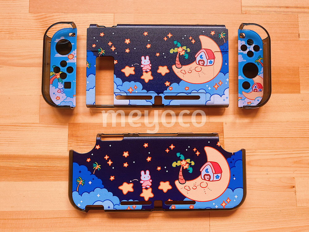 Moon Bunny Switch/Switch Lite Case