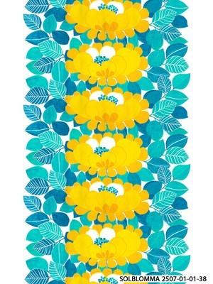 Arvidssons Textil Solblomma