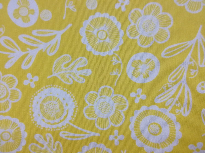 Verhokangas keltainen kukka 13,90 e/m