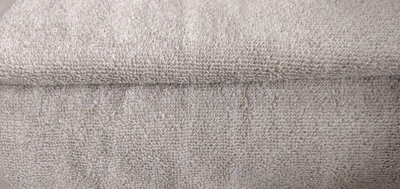 Frotee pellava/valkoinen 17,50 e/m