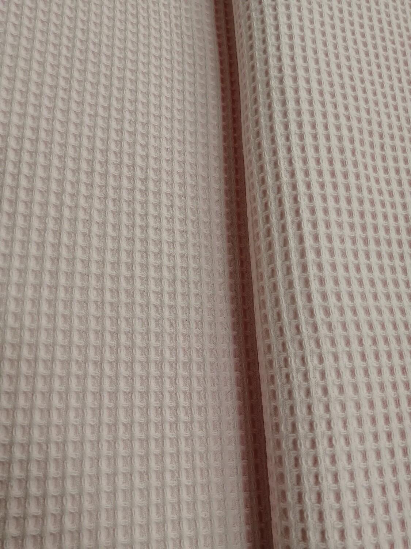 Vohvelikangas roosa 13.90e/m