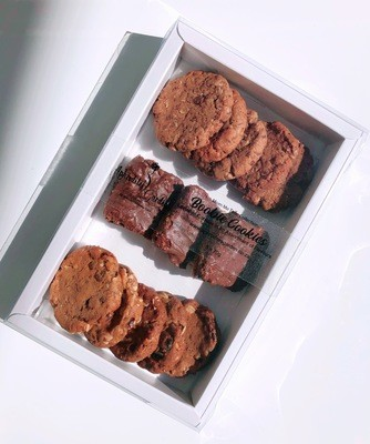 Lactation Cookies Assortment Box- 3 x 70g