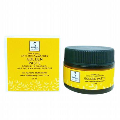 Golden Turmeric Paste