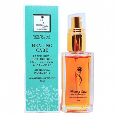 Healing Care After Birth Healing Oil