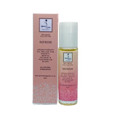 Refresh Aromatherapy oil