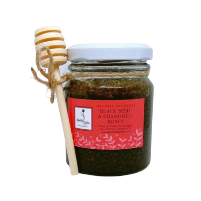 Black Seed & Chamomile Honey