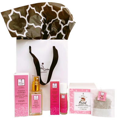 Period Support Gift Set