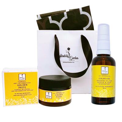 Turmeric Anti-inflammatory Gift Set
