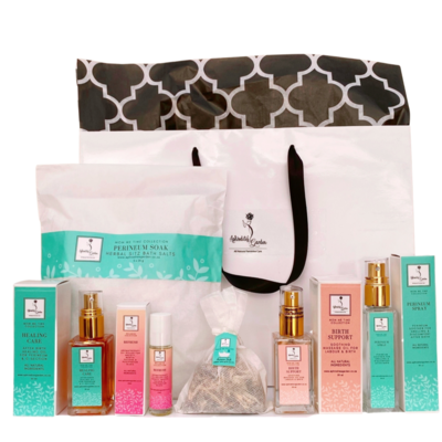 Mom Me Time Collection Birthing Gift Set