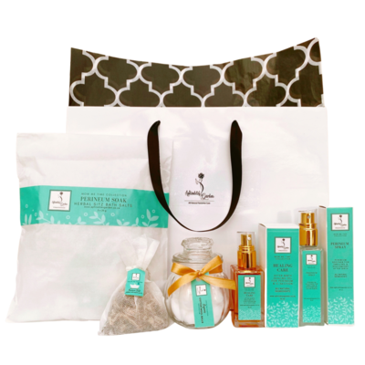 Postpartum Care Gift Set