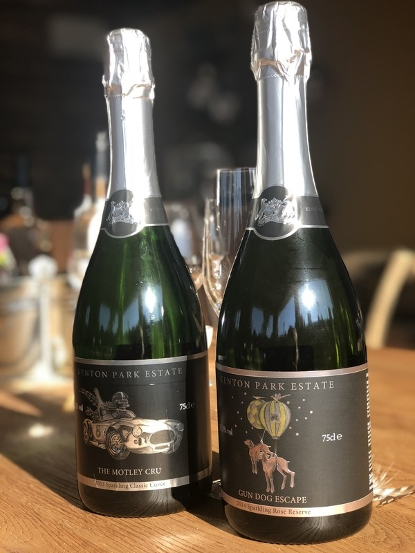English Sparkling Wine Gift Pack