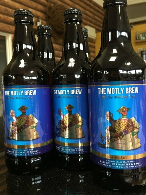 THE MOTLEY BREW (Case of 12)