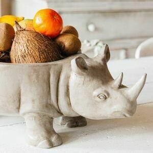 WINE in the WILD Rhino Bowl