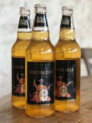 HARDCORE Sparkling Cider