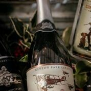"""Flying Circus"" 2014 BLANC de BLANCS English Sparkling Wine"