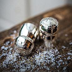 Champagne Cork Salt & Pepper Pots