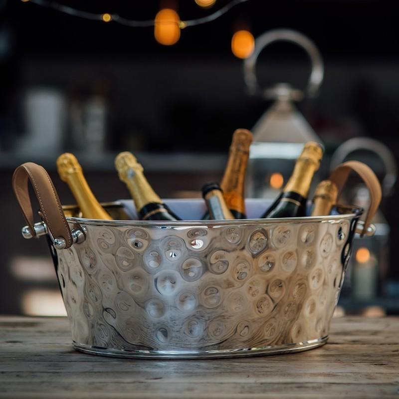 Bath of Champagne