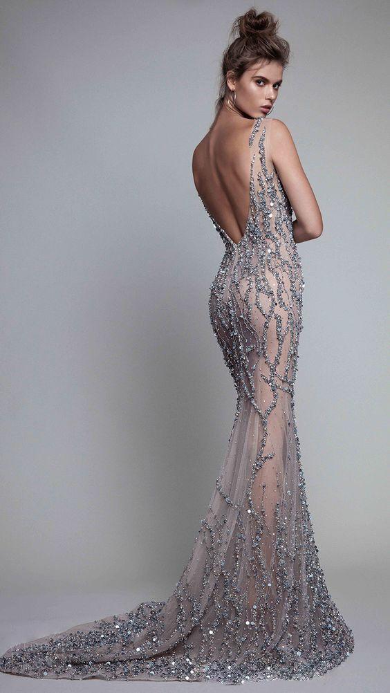 Ivone Dir - Strapless Sweetheart Fitted Dress 000010