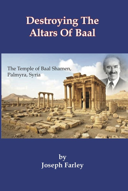 Destroying The Altars of Baal