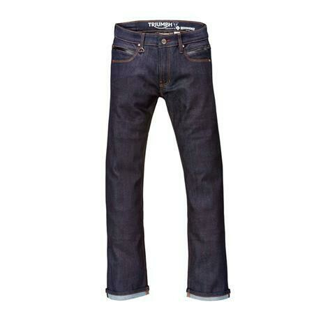 Triumph Raw Motorcycle Riding Jeans