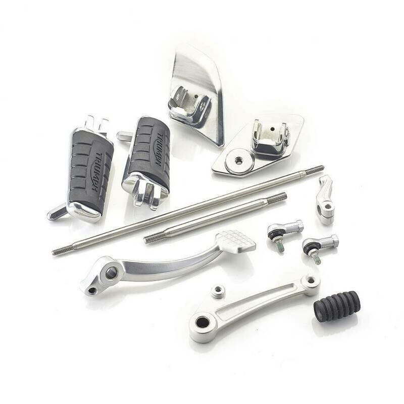 Triumph Bonneville Bobber Forward Controls Kit