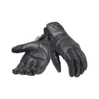Triumph Banner Black Glove