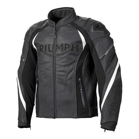 Triumph Triple Leather Jacket