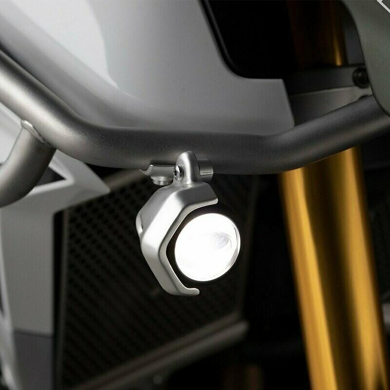 Triumph Tiger 900 LED Fog Lights for Upper Engine Bar